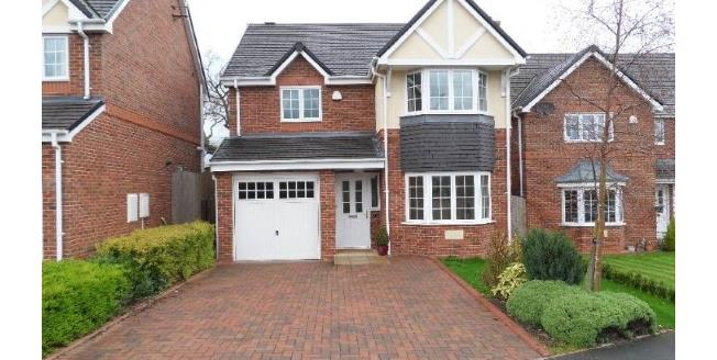 Guide Price £260,000, 4 Bedroom Detached House For Sale in Wistaston, CW2