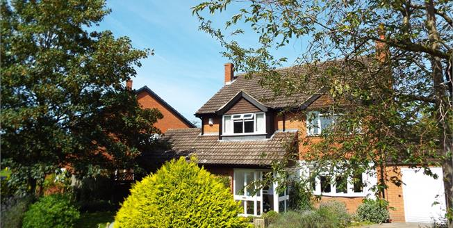 Guide Price £299,000, 4 Bedroom House For Sale in Woore, CW3