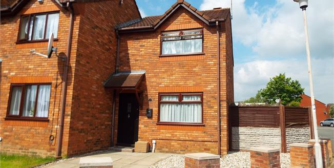 Asking Price £100,000, 2 Bedroom House For Sale in Crewe, CW1