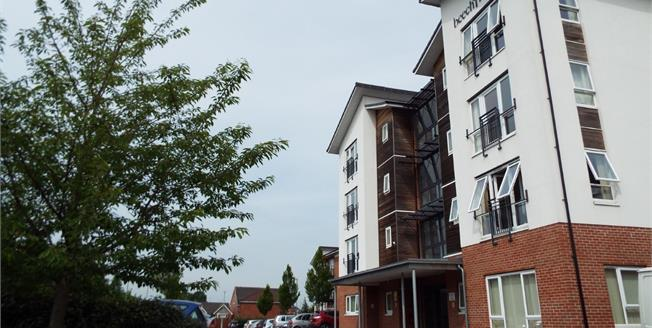 Asking Price £67,500, 2 Bedroom Flat For Sale in Crewe, CW1