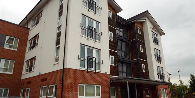 Asking Price £70,000, 2 Bedroom Flat For Sale in Crewe, CW1
