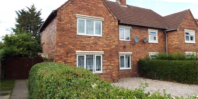 Guide Price £110,000, 3 Bedroom Semi Detached For Sale in Crewe, CW2
