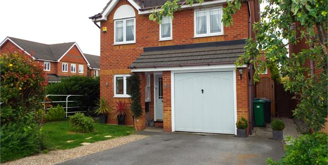 Guide Price £185,000, 3 Bedroom Detached House For Sale in Crewe, CW1