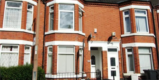 Offers Over £110,000, 2 Bedroom Terraced House For Sale in Crewe, CW2