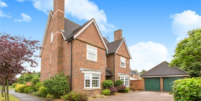 Asking Price £575,000, 5 Bedroom Detached House For Sale in Crewe, CW2