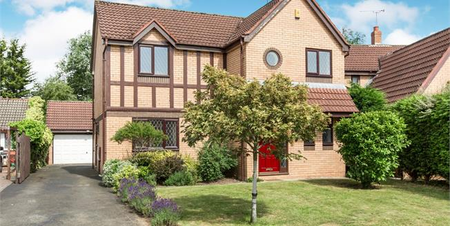 Asking Price £280,000, 4 Bedroom Detached House For Sale in Crewe, CW2