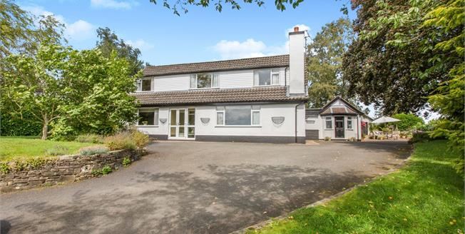 Asking Price £550,000, 4 Bedroom Detached House For Sale in Woore, CW3