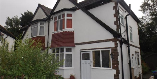 Offers in the region of £250,000, 3 Bedroom Semi Detached House For Sale in Manchester, M20