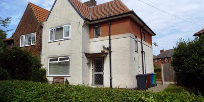 Offers Over £200,000, 3 Bedroom Semi Detached House For Sale in Manchester, M20