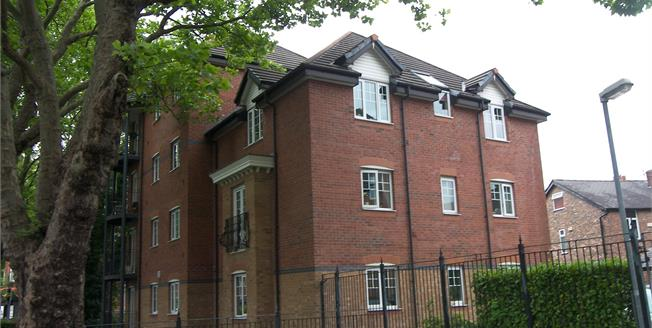 Guide Price £145,000, 2 Bedroom Flat For Sale in Manchester, M19