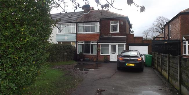 Offers Over £200,000, 3 Bedroom House For Sale in Manchester, M20