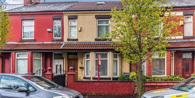 Offers Over £160,000, 4 Bedroom Terraced House For Sale in Manchester, M13