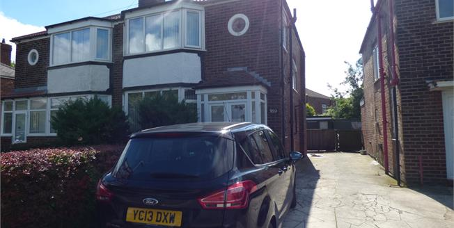 Guide Price £193,000, 3 Bedroom For Sale in Manchester, M19