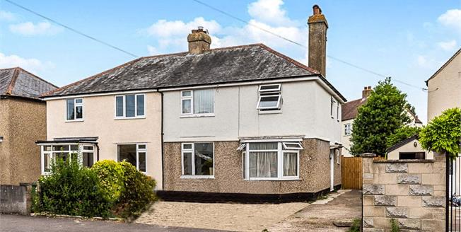 Guide Price £415,000, 4 Bedroom Semi Detached House For Sale in Headington, OX3