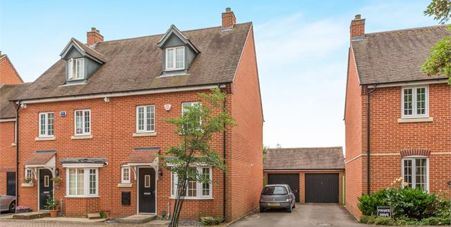 Guide Price £435,000, 4 Bedroom Detached House For Sale in Littlemore, OX4