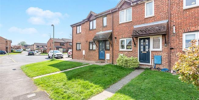 Asking Price £295,000, 2 Bedroom Terraced House For Sale in Thame, OX9