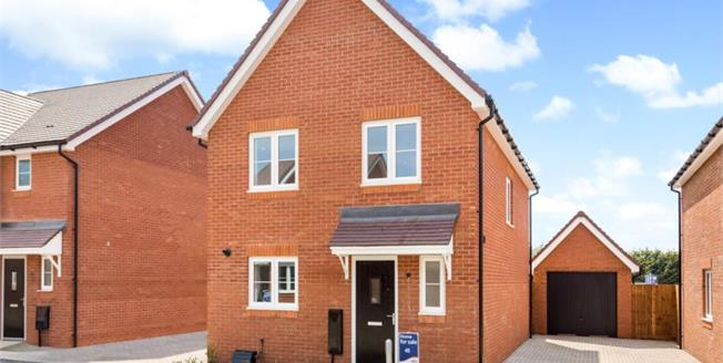 £479,995, 3 Bedroom Detached House For Sale in Stadhampton, OX44