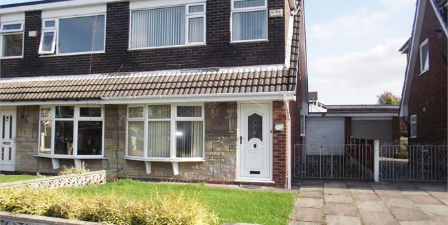 Offers Over £140,000, 3 Bedroom Semi Detached House For Sale in Hyde, SK14
