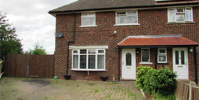 Asking Price £120,000, 3 Bedroom End of Terrace House For Sale in Hyde, SK14