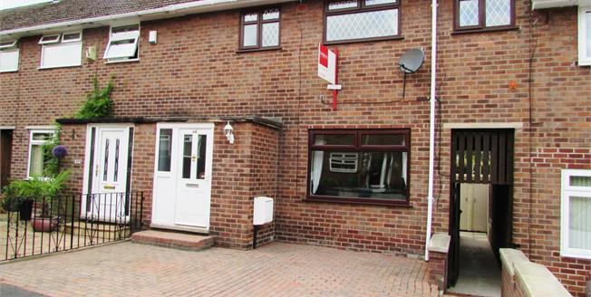 Offers in the region of £115,000, 3 Bedroom Terraced House For Sale in Greater Manchester, SK14