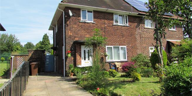 Offers Over £107,000, 3 Bedroom Semi Detached House For Sale in Hyde, SK14