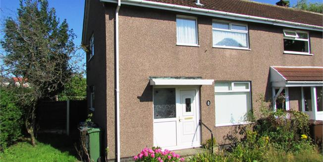 Asking Price £70,000, 2 Bedroom End of Terrace House For Sale in Hyde, SK14