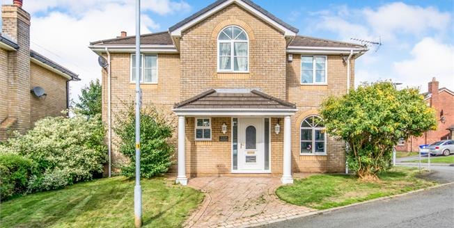 Asking Price £415,000, 5 Bedroom Detached House For Sale in Hyde, SK14