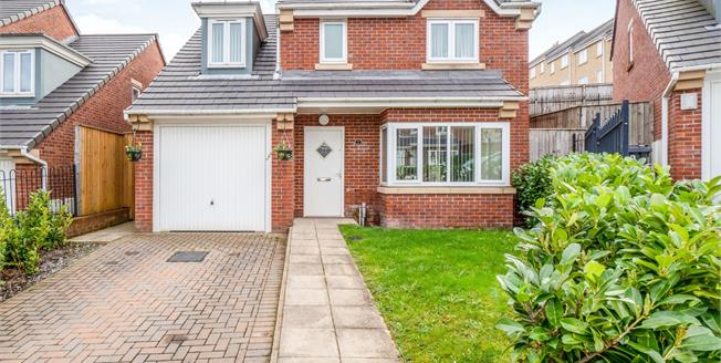 Offers Over £250,000, 4 Bedroom Detached House For Sale in Hyde, SK14