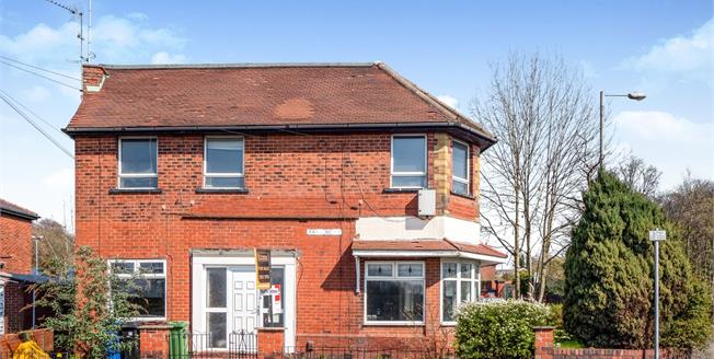 Asking Price £220,000, 4 Bedroom Detached House For Sale in Hyde, SK14