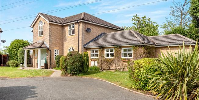 Offers Over £435,000, 5 Bedroom Detached House For Sale in Hyde, SK14
