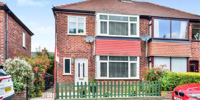 Offers in excess of £185,000, 3 Bedroom Semi Detached House For Sale in Hyde, SK14