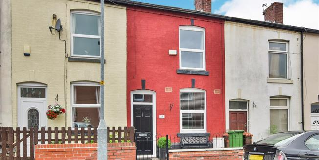 Offers Over £115,000, 2 Bedroom Terraced House For Sale in Hyde, SK14