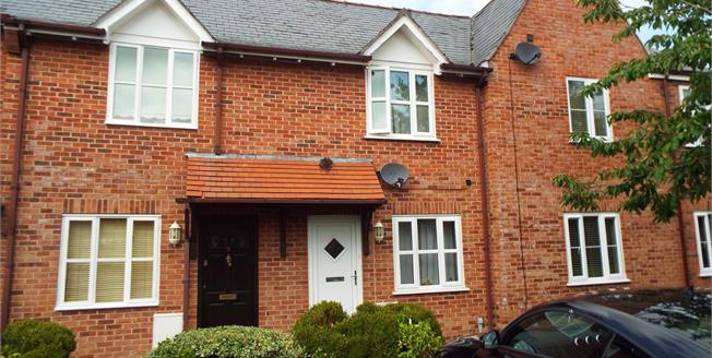 Guide Price £200,000, 2 Bedroom Terraced House For Sale in Mobberley, WA16