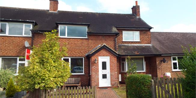 Guide Price £210,000, 4 Bedroom Terraced House For Sale in Plumley, WA16