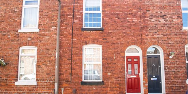 Offers in the region of £300,000, 2 Bedroom Terraced House For Sale in Knutsford, WA16