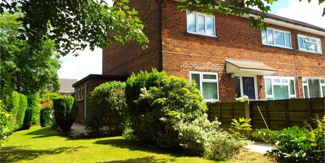 Asking Price £147,000, 2 Bedroom Flat For Sale in Knutsford, WA16