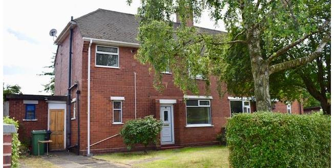£160,000, 3 Bedroom Semi Detached House For Sale in Barnton, CW8