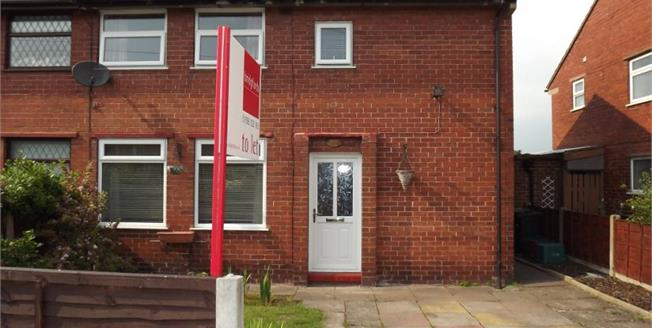 Offers in excess of £125,000, 3 Bedroom Semi Detached House For Sale in Weaverham, CW8