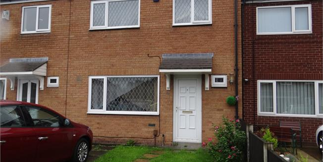 Offers Over £80,000, 3 Bedroom For Sale in Leigh, WN7