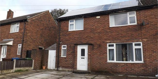 Offers Over £70,000, 3 Bedroom Semi Detached House For Sale in Atherton, M46