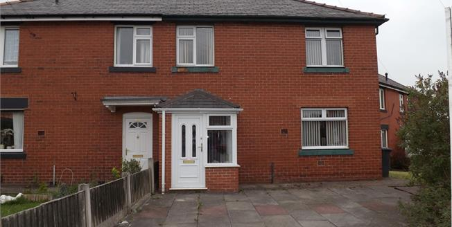 Offers Over £80,000, 3 Bedroom Semi Detached House For Sale in Bickershaw, WN2