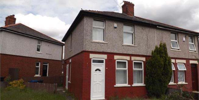 Offers in the region of £65,000, 2 Bedroom Semi Detached House For Sale in Leigh, WN7