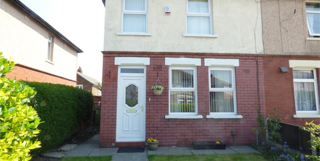 Asking Price £95,000, 2 Bedroom Semi Detached House For Sale in Leigh, WN7