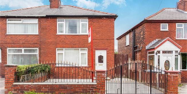Asking Price £80,000, 3 Bedroom Semi Detached House For Sale in Leigh, WN7