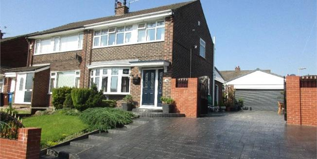Offers Over £160,000, 3 Bedroom Semi Detached House For Sale in Leigh, WN7