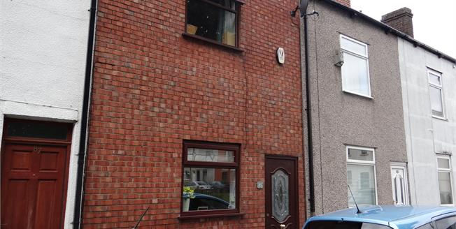 Offers in the region of £85,000, 3 Bedroom Terraced House For Sale in Golborne, WA3