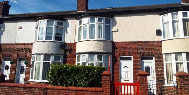 Asking Price £120,000, 3 Bedroom Terraced House For Sale in Atherton, M46