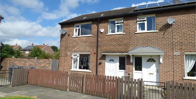 Asking Price £70,000, 3 Bedroom End of Terrace House For Sale in Leigh, WN7