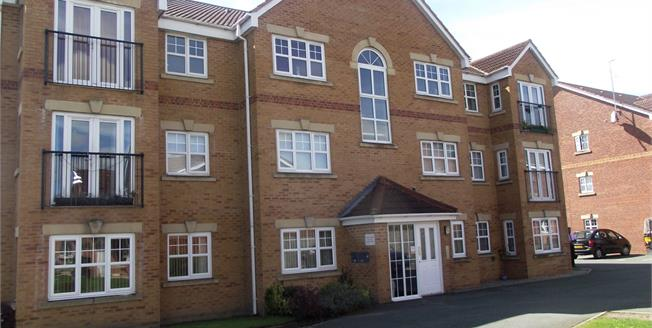 Asking Price £65,000, 2 Bedroom Flat For Sale in Hindley Green, WN2