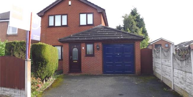 Offers Over £140,000, 3 Bedroom Detached House For Sale in Leigh, WN7